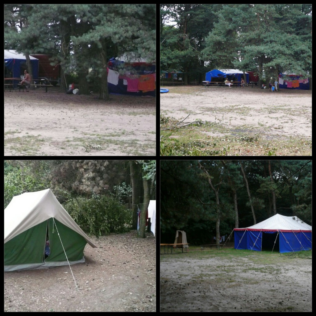 Tent Scouting Tungelroy
